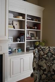painting built in bookcases this is what our cabinets will look like next to our fireplace love
