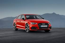 five cylinder audi rs 3 is coming to the u s with 400 hp four