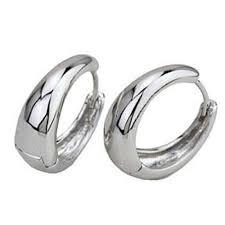 earrings for boys gemroute salman khan inspired silver hoop earrings kaju bali for