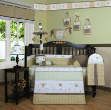 Nursery Cot Bedding Sets by Geenny Bumble Bee 13pcs Crib Bedding Set