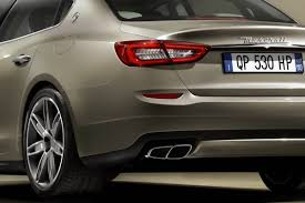 all new 2013 maserati quattroporte officially revealed will