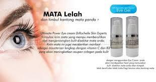 Krim Mata Panda ultimate power eye dr rochelle skin experts formulasi krim