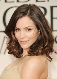 haircuts for medium length hair sort around face short curly hairstyles for round faces 2018