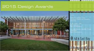 2015 design awards the american institute of architects east bay