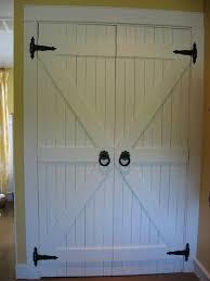 Closet Barn Doors Closet Barn Doors White Lustwithalaugh Design Closet Barn