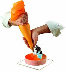 poche cuisine douille poches pâtissières poche à douille silicone 50 cm pour la