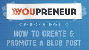 Create A Blueprint Online Free How To Create And Promote A Blog Post U0027perfectly Everytime