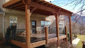 Diy Awnings For Decks 2 Diy Arbors Awnings Decks Pavilions Pergolas U0026 Bridge In Rich