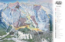 Colorado Ski Areas Map by Alyeska Resort Ski Resort Guide Location Map U0026 Alyeska Resort Ski