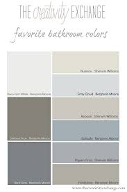 Bathroom Paint Colors 2017 Choosing Bathroom Wall And Cabinet Colors Paint It Monday The