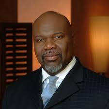 Compliments of T.D. Jakes