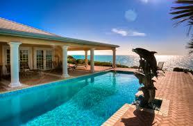 three dolphins on the beach luxury retreats