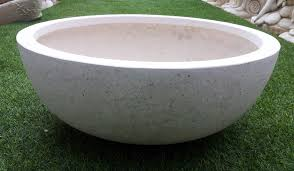 planters outstanding bowl planter large large shallow bowl