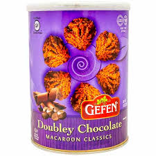 chocolate delivery service gefen doubley chocolate macaroon classics passover