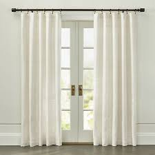 Crate And Barrel Curtain Rods Decor Crate And Barrel Curtain Rods Decor Kendal Curtains Crate And