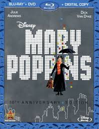 mary poppins 50th anniversary edition 2 discs includes