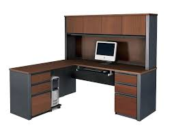 Office Depot L Shaped Desk Office Depot L Shaped Desk Cherry Executive Bush Connect Achieve