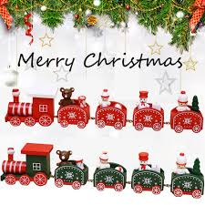 Christmas Decorations 2017 Online Get Cheap Train Decorations Aliexpress Com Alibaba Group