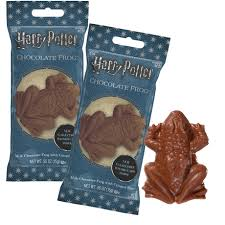 where to buy chocolate frogs harry potter themed candy harry potter chocolate crispy frog 2 pack