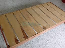base de madera para cama individual clasimex base de madera para cama individual