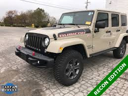 jeep rubicon 2017 pink certified pre owned 2017 jeep wrangler unlimited rubicon 4d sport