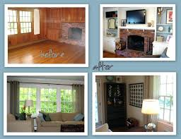 how to paint over wood paneling painting wood paneling painting wood paneling before and after