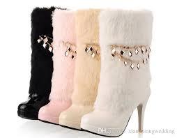 wedding shoes glasgow high heel shoes wedding shoes fluff thicken winter slimmer heel