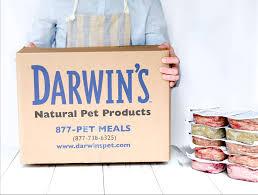 why raw darwin u0027s pet food