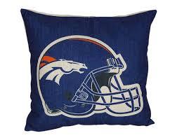 NFL Denver Broncos pillow Denver Broncos decor pillow cover