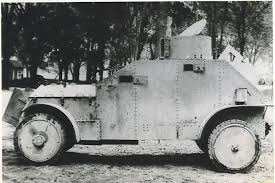 armored vehicles warwheels net the armored car to 1940 design development