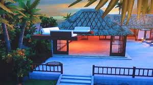 playstation home new island bungalow apartment club youtube