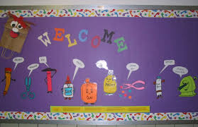 Display Board Decoration On New Year by Back To Bulletin Boards U0026 Classroom Ideas Archives