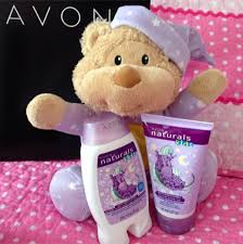 avon naturals kids good night lavender collection celeb baby laundry