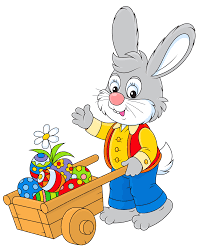 animated easter bunny clip art library