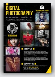digital photography flyer by mehedi hassan graphicriver