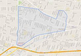 Los Angeles City Council District Map by Piconc Com