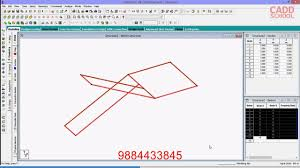 staad pro tutorial for beginners staircase analysis youtube
