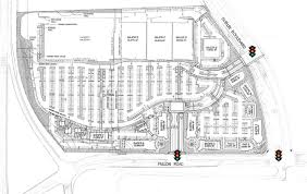 Livermore Outlets Map Retail Buildings The Storefront Page 7