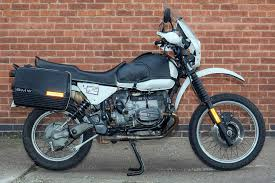 bmw airhead for sale bmw r100 gs paralever 1989 genuine airhead adventure bike