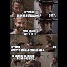 Crying Rick Meme - best of walking dead meme rick crying behind the scenes the