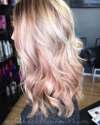 pastel hair colors for women in their 30s 12 times rose gold proved it s the best summer hair color