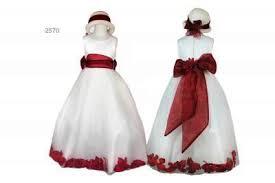 red dresses for girls