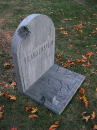 halloween headstones dave lowe design the blog 28 days u0027til halloween lawn prop