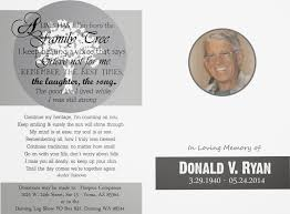 Samples Of Memorial Programs 100 Memorial Program Samples Free Memorial Card Template