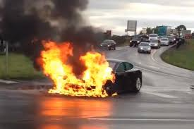 third tesla car fire in 6 weeks raises safety concerns for model s