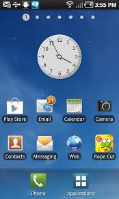 analog clock widgets for android analog clock widget pro for android free on mobomarket