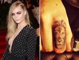 10 models who got tattoos celebrity gossip geniusbeauty