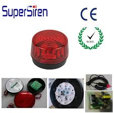 12 volt red led lights red led waterproof strobe 12 volt security alarm signal warning