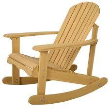 Composite Adirondack Rocking Chairs Adirondack Chairs Patio Furniture Amazon Com