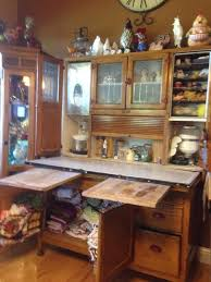494 best vintage hoosier cabinets kitchen cabinets images on